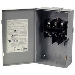 Cutler-Hammer, Disconnect Switch, DG322URB