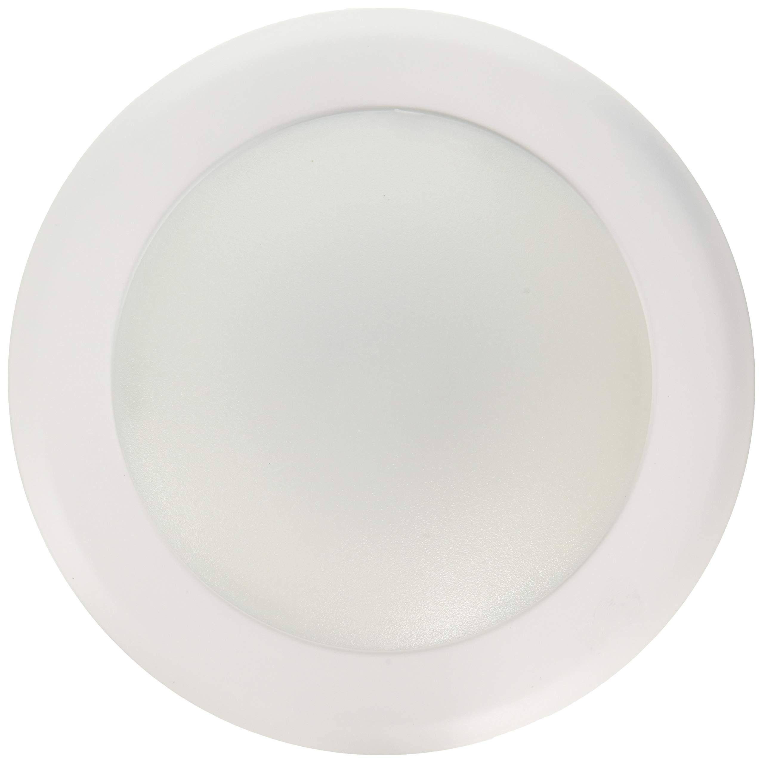 Nora Lighting, NLOPAC-R6509-30A-WH, OPAL LED White Surface Mount Ceiling Light, M77951