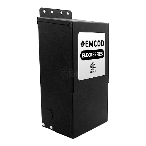 EMCOD, ML40S12DC, LED 40 Watt DC Transformer Driver, Indoor/ Outdoor Magnetic Dimmable, M78119