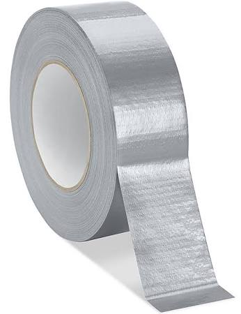 "Marplat , 682651 , Economy Duct Tape - 2"" x 60 yds, Silver, M78393"