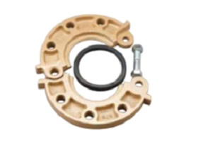 "Shurjoint C341 - 4"" Flange for Copper Tubing"