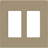 Lutron, Satin Colors Wallplates, SC-2-MS