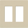 Lutron, Satin Colors Wallplates, SC-2-ST
