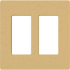 Lutron, Satin Colors Wallplates, SC-2-DS