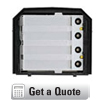 AIPHONE, 4 Call Switch Module, GH-SW - Get a Quote
