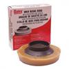 IPS, Heavy Duty Wax Bowl Ring with  Polyethylene Sleeve, 82555