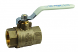 "Conbraco, 2"" Full Port Threaded Ball Valve, (Lead Free), 94ALF-108-01A"