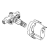 American Standard, Thermostatic Rough-In Valve, R510