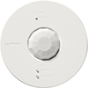 Lutron, Wireless Ceiling Mount Motion Sensor, LRF2-OCR2B-P-WH