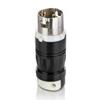 Leviton, CS8365C, Non-NEMA, Industrial Locking Plug