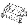 Wiremold, 880S2, Omnibox Series Steel Floor Box