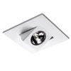 WAC Lighting, Low Voltage Trim Adjust Spot, HR-D416-WT
