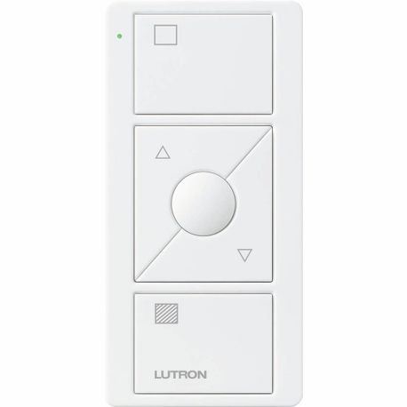 Lutron, Pico Wireless Control with LED, PJ2-3BRL-GWH-S01