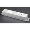 Wiremold AL2000 Series, AL2043 InLine Receptacle