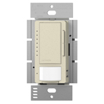 Lutron, Maestro CFL Dimmer with Occupancy Sensor, MSCL-OP153M-ST