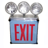 Encore Lighting, Exit Emergency Combo, LC8-3-4X