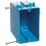 Carlon.Plastic Outlet Box, B122A