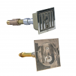 "Watts, HY-725, Vacuum Breaker, 16"" Thick, Cylinder Lock"