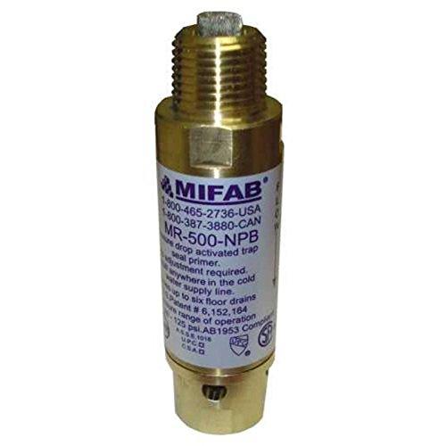 MIFAB, Active Trap Seal Primer, M77446