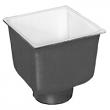 "Zurn, No Hub Floor Sink, 3"" No Hub Floor Sink, M77465"