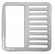 Jones Stephens, Half Grate for Porcelain CTD Floor Sink, M77486