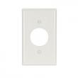 Cooper Wiring, 5131W-Box, Single Gang Receptacle Wallplate, M77596
