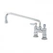 T&S, B-0225-CR, Double Pantry Faucet, M77717