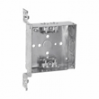Crouse, TP459, Steel Square Outlet Boxes, M77776
