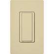Lutron, MRF2S-8S-DV-IV, Wireless Digital Switch Ivory, M77889