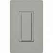 Lutron, MRF2S-8S-DV-GR, Wireless Digital Switch Gray, M77891