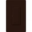 Lutron, MRF2S-8S-DV-BR, Wireless Digital Switch Brown, M77892
