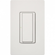 Lutron, MRF2S-8ANS120-WH, Wireless Commercial Switch White, M77894
