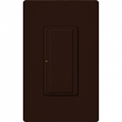 Lutron, MRF2S-8ANS120-BR, Wireless Commercial Switch Brown, M77910