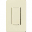 Lutron, MA-AS-277-AL, Smart Remote Wall Switch, Wireless Switch Almond, M77921