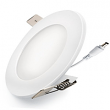 """Infinity Green Lighting, 4"""" Round Ultra Thin Recessed LED Light with Junction Box, M77929"""