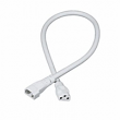 """Jesco Lighting, SG-CC12, 12"""" 3 Wire Connecting Cable with 3-Prong Plug, M78050"""