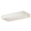 "Nora Lighting, NUD-8808/30WH, 8"" Under Cabinet Light Fixture 3000K, M78058"