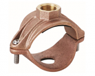 Matco Norca 451804 Brass Saddle Tee