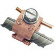 """Greaves, J29-DB, Rebar Ground Clamp, # 3, 3/8"""", 6 - 8 AWG, Copper Only, Direct Burial, M78299"""