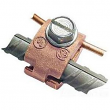 """Greaves, J30-DB , Rebar Ground Clamp, 1/2"""", 8 to 4 AWG, Bronze,M78300"""