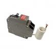 GE, THQL1120DF, Single-Pole Dual Function Plug-in Afci/Gfci Circuit Breaker, 120 Vac, 20 Amp, 10 Kaic, M78314