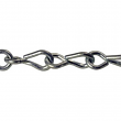 Global Manufacturing, JC100 , 100-ft Single Jack Chain, M78388