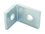 Global Manufacturing, G301 , 2 hole 90 degree connector, M78401