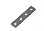 Global manufacturing, G205 , 4 hole flat splice plate, M78409