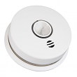Kidde, P4010LACS-W, Wire-Free Interconnected Hardwired Smoke Alarm with Egress Light,M78437