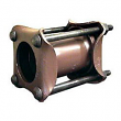 Wal-rich, 2801502, 3 inch Ips Style 38 Low Pressure Steam Dresser Coupling For Steel Pipe, M78803