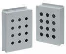 Hoffman, E1PBG , Pushbutton Enclosures, Type 12, M78858