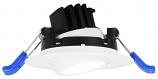Lotus, LL2G-30K-WH, 30K LED Round Gimbal Down light, M78860