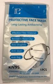 LP, KN95 Face mask