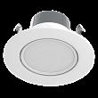 """RAB RA4R89FA120WS, 4"""" 8 Watt LED Gimbal Retrofit Downlight - Dimmable"""